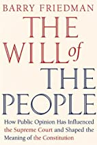 The Will of the People: How Public Opinion…
