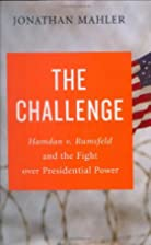 The Challenge: Hamdan v. Rumsfeld and the…