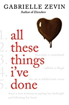 All These Things I've Done by Gabrielle…