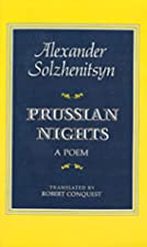 Prussian Nights: A Poem by Aleksandr…