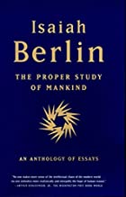 The proper study of mankind: an anthology of…