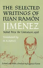 Selected Writings of Juan Ramon Jimenez by…