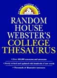 Random House: Random House Webster's College Thesaurus