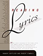 Reading Lyrics: More Than 1,000 of the…