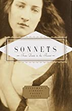 Sonnets: From Dante to the Present…