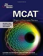 MCAT Organic Chemistry Review (Graduate…
