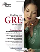 Cracking the GRE by Princeton Review