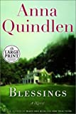 Quindlen, Anna: Blessings