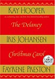 Johansen, Iris: The Delaney Christmas Carol (Random House Large Print)