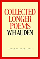 Collected Longer Poems by W. H. Auden