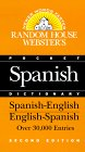 Random House: Random House Webster's Pocket Spanish Dictionary