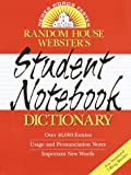 Random House: Random House Webster&#39;s Student Notebook Dictionary