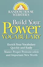 Random House Webster's Build Your Power…