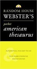 Random House Webster's Pocket American…