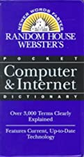 Random House Webster's Pocket Computer &…