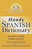 Random House Inc: Random House Webster's Handy Spanish Dictionary: Spanish English/English Spanish  Espanol Ingles/Ingles Espanol