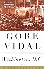 Washington, D.C. by Gore Vidal