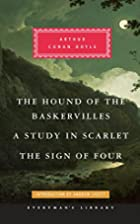 The Hound of the Baskervilles, A Study in…