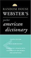 Random House Webster's Pocket American…