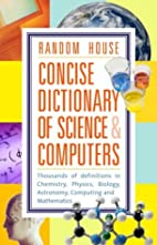 Random House Concise Dictionary of Science…