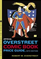 The Official Overstreet Comic Book Price…