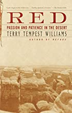Red: Passion and Patience in the Desert by…