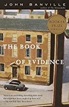 The Book of Evidence av John Banville