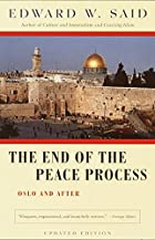 The End of the Peace Process: Oslo and After…