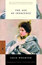 The Age of Innocence (Modern Library…