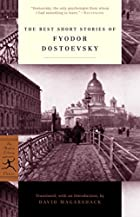 The best short stories of Fyodor Dostoevsky&hellip;