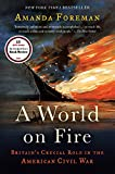 Foreman, Amanda: A World on Fire: Britain's Crucial Role in the American Civil War