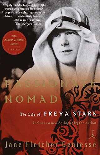 passionate-nomad-the-life-of-freya-stark-modern-library-paperbacks