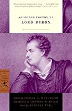 The Selected poetry of Lord Byron by Lord…