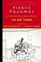 Fierce Pajamas: An Anthology of Humor…