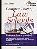 Van Tuyl, Ian: Complete Book of Law Schools, 2001 Edition