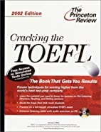 Cracking the TOEFL with Audio CD (2002…