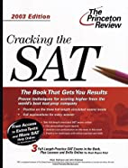 Cracking the SAT, 2003 Edition (College Test…