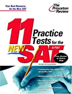 11 Practice Tests for the SAT and PSAT by…