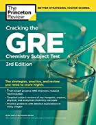 Cracking the GRE Chemistry Test by Princeton…