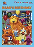 Bracken, Carolyn: Bear's Birthday (Coloring Book)