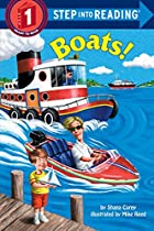 Boats (Step-Into-Reading, Step 1) by Shana…