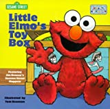 Sesame Street: Little Elmo's Toy Box (Toddler Books)