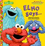 Random House Staff: Elmo Says...