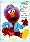 Sesame Street: Elmo's World: Shoes, Hats and Jackets (Coloring Book)