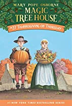 Thanksgiving on Thursday by Mary Pope…