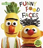 Funny Food Faces (Board Book With Stickers)…