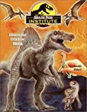 Alfonsi, Alice: Jurassic Park Institute(TM) Dinosaur Sticker Book (Reusable Sticker Book)