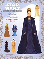 Padme Amidala Paper Doll Book (Star Wars,…