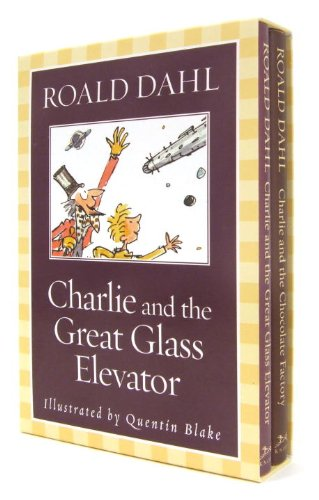 Roald Dahl/Charlie Boxed Set (Charlie and the Chocolate Factory and Charlie and the Great Glass Elevator) Roald Dahl