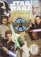 Jedi Fabric Patch Activity Book (Color Plus)…
